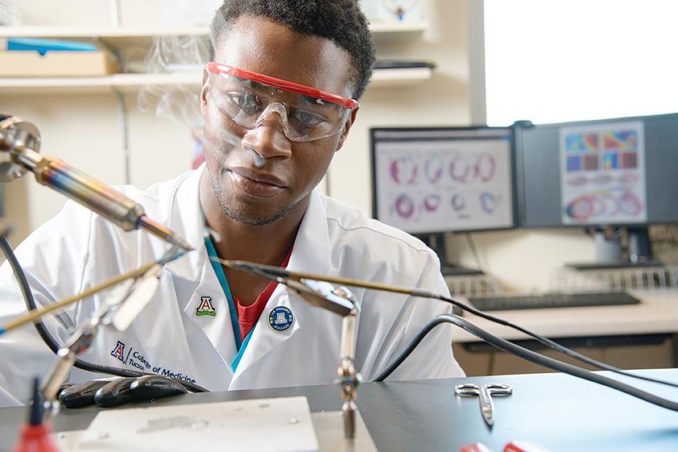 Ike Chinyere, Ph.D.