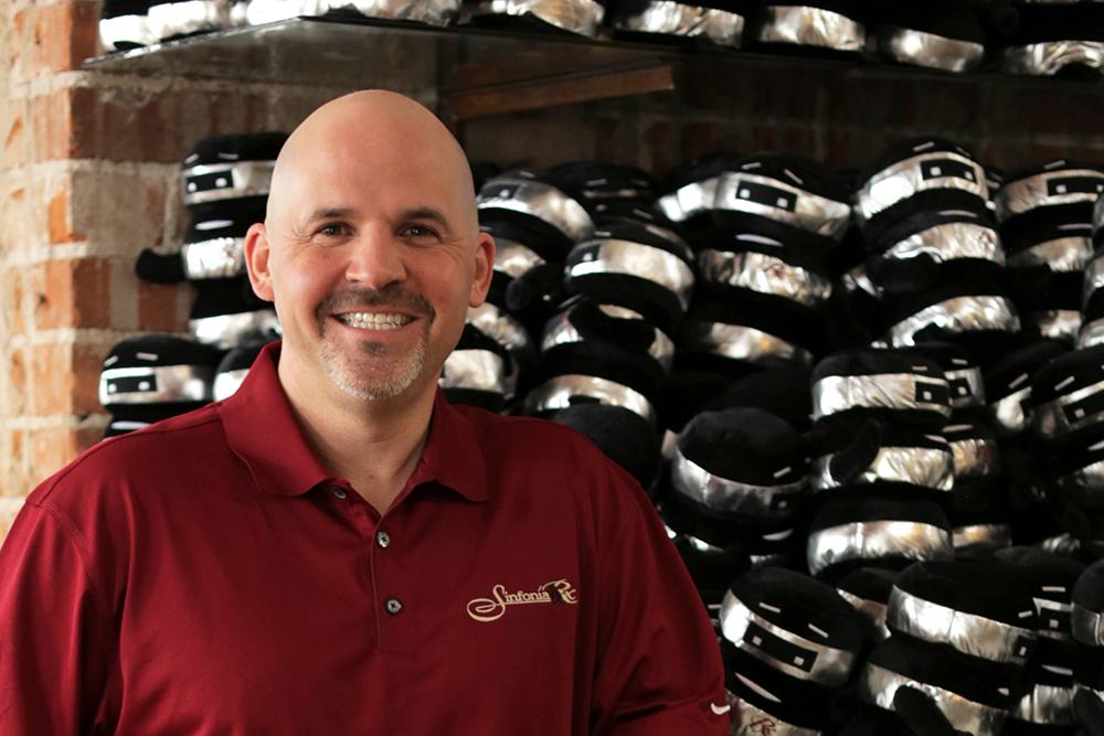 Kevin Boesen, CEO, SinfoníaRx